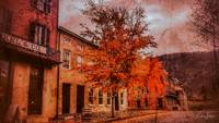 Autumn in Harper's Ferry