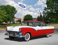 1955 Ford Crown Victoria, St. Paul Ford Plant