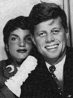 John F Kennedy And Jackie