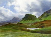 Scotland Highlands Landscape