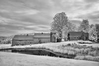 Jenne Farm Infrared Barn