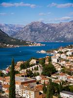 View of Kotor Bay