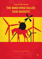 No1008 My The Man Who Killed Don Quixote minimal m