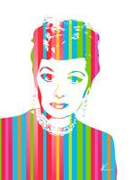 Lucille Ball | Pop Art