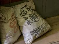Rice Bags in Old General Store, North Bloomfield