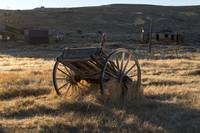 Old Wagon, Ghost Town of Bodie