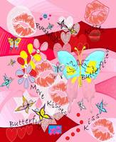 Butterflies and Kisses