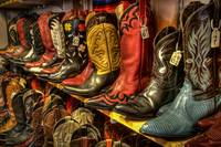 Boots in the Wild West Store (2)