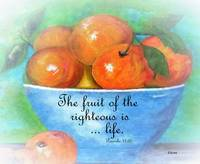 The Fruit of the Righteous