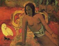 Paul Gauguin Painting Framed Print