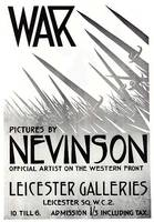 War_by_Christopher_R._W._Nevinson_