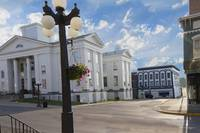 Winchester Kentucky Courthouse No Dome