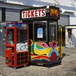 """Coney Island Tickets"" by madeline"