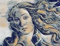 Venus Botticelli - The Great Wave