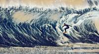 Surfing a Great Wave