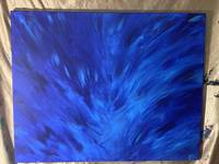 Blue Angel 16x20