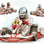 """Sodi-Kart 2007"" by Kart-Race-Art"