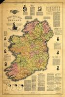 Home Rule Map of Ireland (1893)