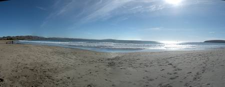 Doran Beach Park California-Panorama