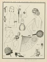 Accessories, anonymous, 1922 v