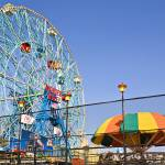 """Coney Island Wonder Wheel"" by madeline"