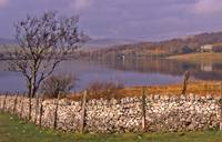 Malham Tarn in the Yorksire Dales