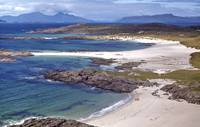 Sanna Bay on the Ardnamurchan Peninsula