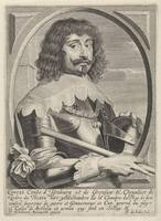 Portrait of Ernst, Count of Isenburg, Pieter de Jo