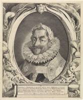 Portrait of Matthias of Austria Roman-German emper