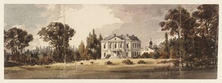 Rev. William Henry Barnard A Mansion in a Park
