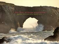 Arch Rock Sundown Inspiration Matthew 19:26