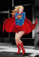 201119 Supergirl Does A Monroe