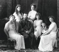 Russian Imperial Family, House of Romanov (1913)