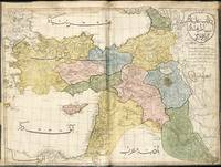 Map of the Middle East from Cedid Atlas (1803)