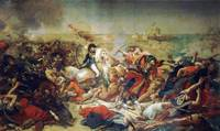 The Battle of Abukir, 25 July 1799 by Antoine-Jean