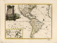 Map of North and South America (1787)