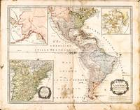 North and South America Map (1795)