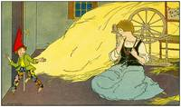 Rumpelstiltskin illustration 1921