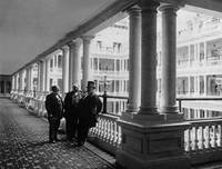 Ralston and VIP's, Palace Hotel, San Francisco by WorldWide Archive