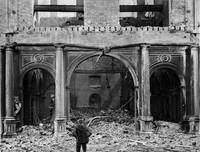Palace Hotel after the Earthquake and Fire, 1906 by WorldWide Archive