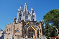 The Temple of the Sacred Heart of Jesus, Barcelona