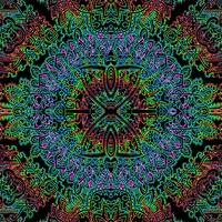 Boho Vibe  Colourful Bohemian Design