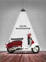 The Li150 Rallymaster Scooter