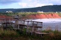 Abandoned Harbour - Broadcove, Nova Scotia