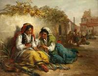 Thomas Kent Pelham - The Gypsies