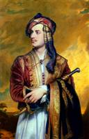 Thomas Phillips - Lord Byron in Albanian Dress