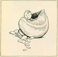William Heath Robinson - The Little Mermaid - Hans