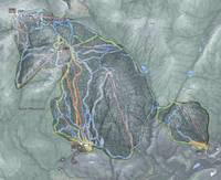 Gore Mountain Trail Map