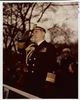 Admiral William D. Leahy, USN, Chief of Staff to t