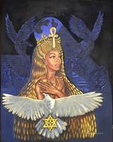 Nile Queen of the Coptic Cross
